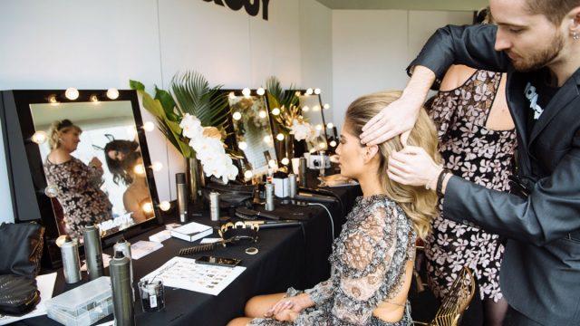 TONI&GUY take over Mercedes-Benz Fashion Week Australia