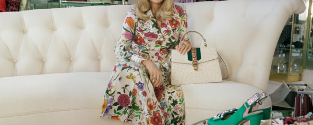 Gucci Welcomes The Sylvie Handbag