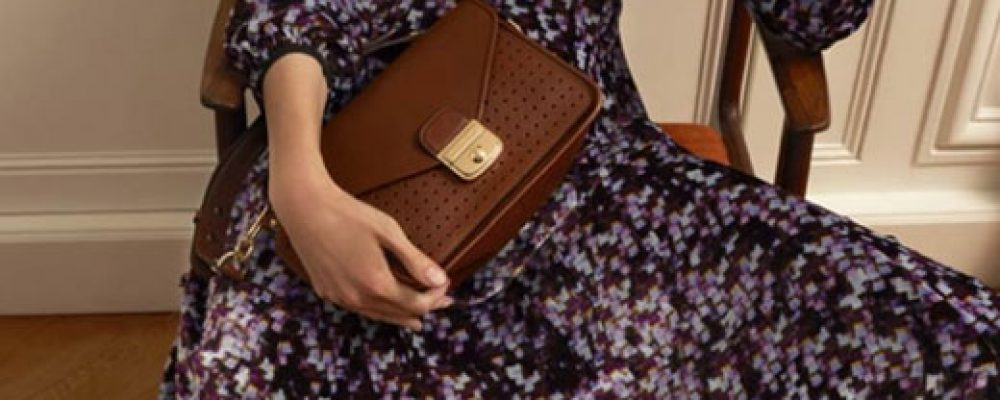 LONGCHAMP'S MADEMOISELLE IS THE BAG OF PARISIAN DREAMS