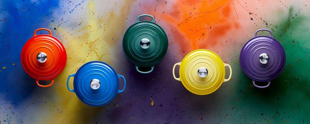 Freestyle Cooking with Le Creuset