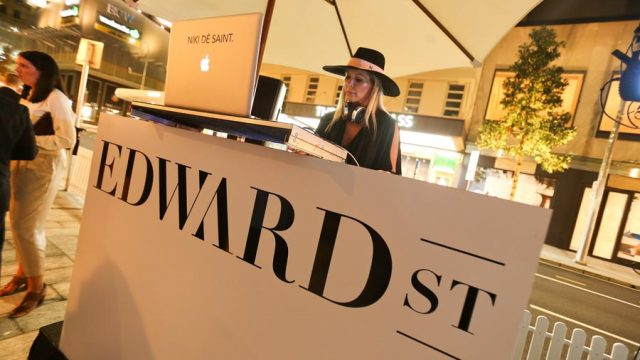 EDWARD STREET COLLECTIVE LAUNCH
