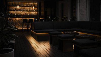Cloakroom Bar