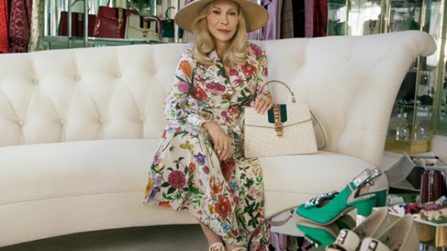 Gucci Welcomes The Sylvie Handbag