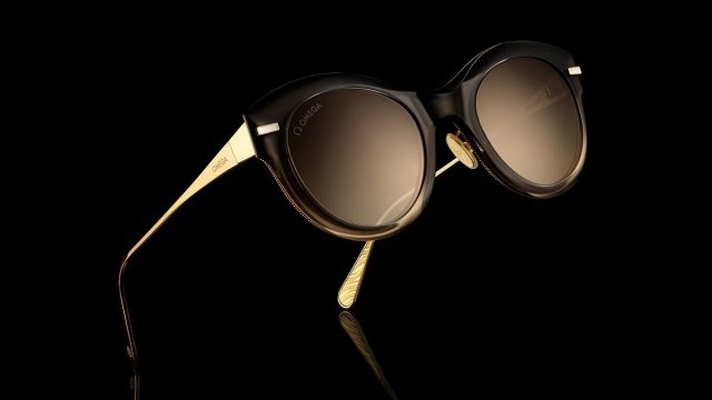 Omega Launches New Luxury Sunglasses