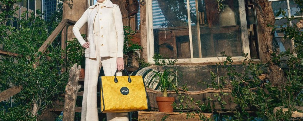 Gucci Off The Grid Collection Arrives