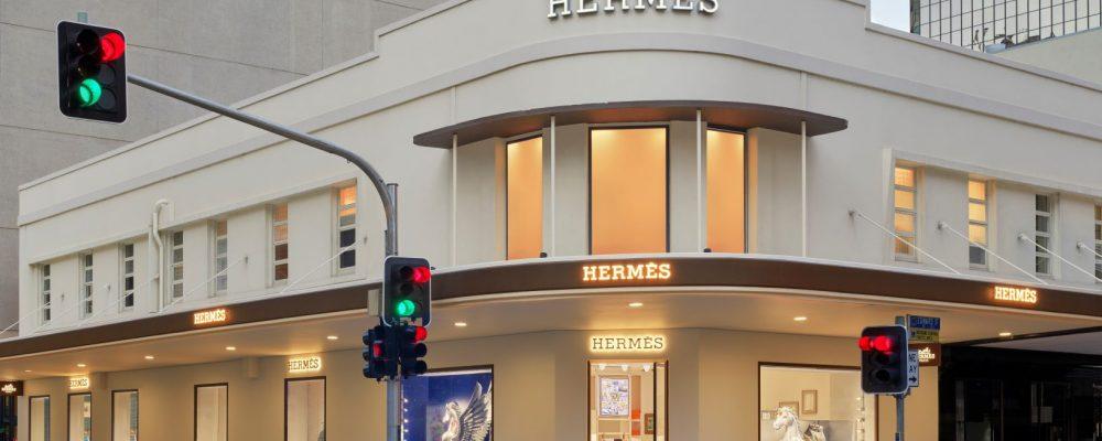 HERMES HAS ARRIVED