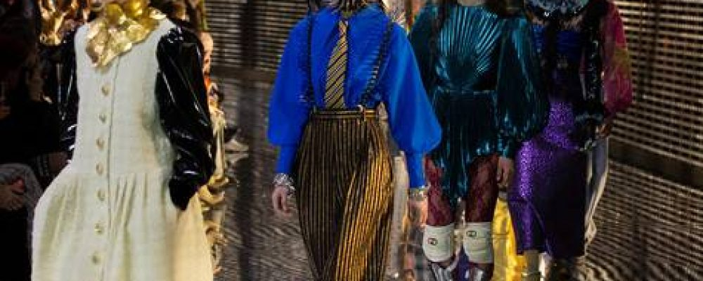 Gucci Showcases Ready-To-Wear