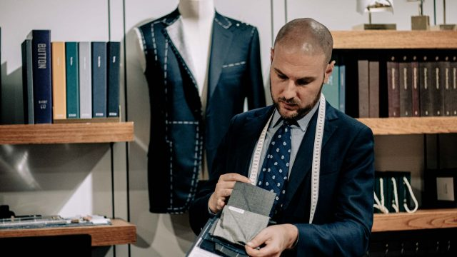 """Mitchell Ogilvie Tailoring """"Made to Measure"""" Event"""